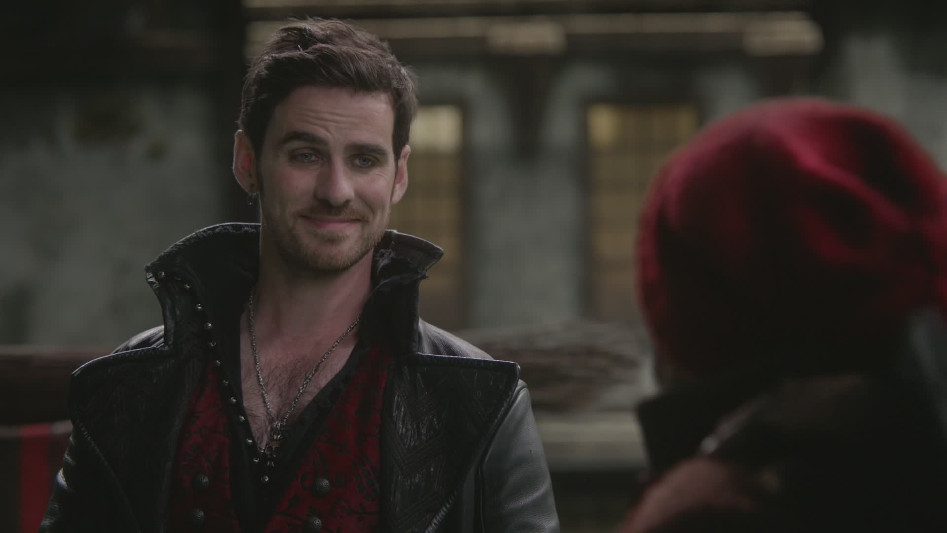 Since Colin O'Donoghue's chemistry with Jennifer was unmatched, he was written as a series regular in Once Upon A Time.